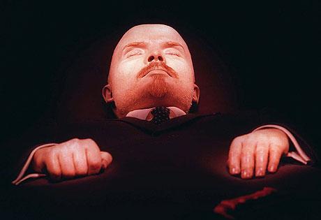 Cuerpo Incorrupto de Vladímir Lenin
